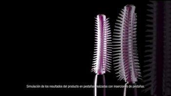 Maybelline New York Lash Sensational TV Spot, 'Abanico' [Spanish] - Thumbnail 4