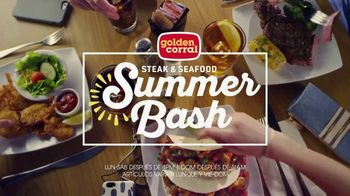 Golden Corral Steak & Seafood Summer Bash TV Spot, 'Fiesta' [Spanish] - 189 commercial airings