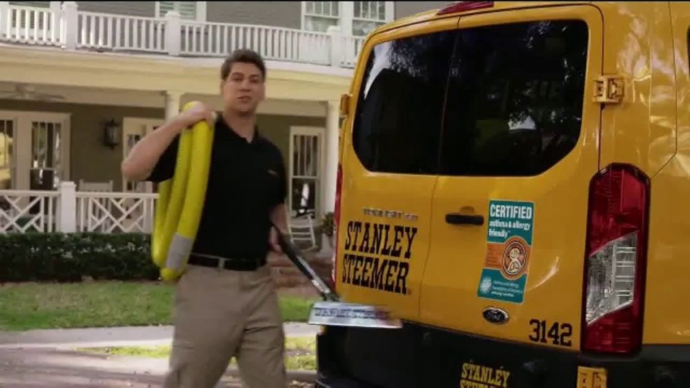 Stanley Steemer 99 Cleaning Special Tv Commercial Tech