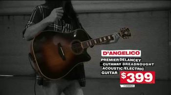 Guitar Center 4th of July Savings Event TV Spot, 'Electric Guitar & String' - Thumbnail 5