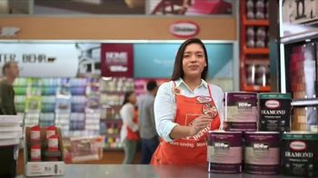 The Home Depot Red, White & Blue Savings TV Spot, 'Paint Projects' - Thumbnail 4