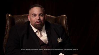 Ancestry TV Spot, 'Reverend Banks, Descendant of Thomas Jefferson' - Thumbnail 2