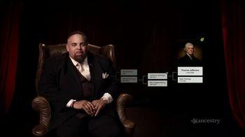 Ancestry TV Spot, 'Reverend Banks, Descendant of Thomas Jefferson' - 311 commercial airings