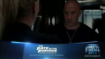 DIRECTV Cinema TV Spot, 'The Fate of the Furious' - Thumbnail 2