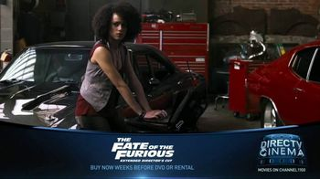 DIRECTV Cinema TV Spot, 'The Fate of the Furious' - Thumbnail 3