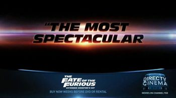 DIRECTV Cinema TV Spot, 'The Fate of the Furious' - Thumbnail 6