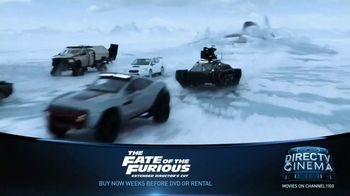 DIRECTV Cinema TV Spot, 'The Fate of the Furious' - Thumbnail 7
