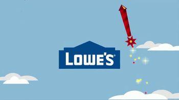 Lowe's Viva el 4 de Julio TV Spot, 'Electrodomésticos y Roundup' [Spanish] - Thumbnail 2