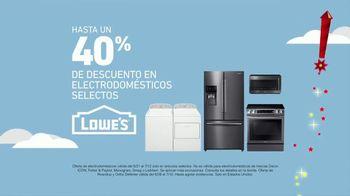 Lowe's Viva el 4 de Julio TV Spot, 'Electrodomésticos y Roundup' [Spanish] - Thumbnail 4