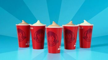 Wendy's Frosty TV Spot, 'Feel Free to Freak Out' - Thumbnail 6