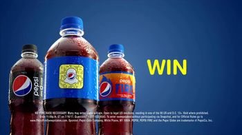Pepsi Fire Summer Sweepstakes TV Spot, 'Snap' Song by Zedd, Alessia Cara