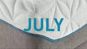 Tempur-Pedic July 4th Savings Event TV Spot, 'Breeze' - Thumbnail 6