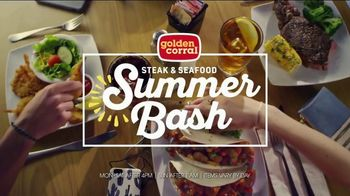 Golden Corral Steak & Seafood Summer Bash TV Spot, 'That's a Good Call' - 4841 commercial airings