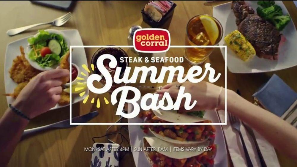 Golden corral steak seafood summer bash tv commercial - Olive garden early bird specials ...