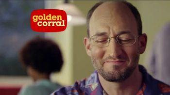 Golden Corral Steak & Seafood Summer Bash TV Spot, 'That's a Good Call' - Thumbnail 8