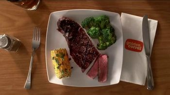 Golden Corral Steak & Seafood Summer Bash TV Spot, 'That's a Good Call' - Thumbnail 7