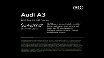 AudiTV Spot, 'Pioneering Performance: A3' [T2] - Thumbnail 3