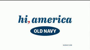 Old Navy Oferta del 4 de Julio TV Spot, 'Hola, Estados Unidos' [Spanish] - Thumbnail 2