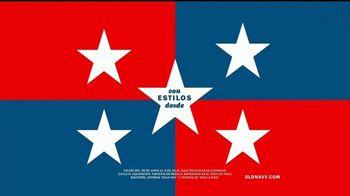 Old Navy Oferta del 4 de Julio TV Spot, 'Hola, Estados Unidos' [Spanish] - Thumbnail 7