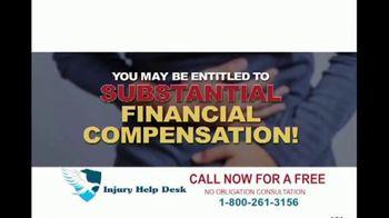 Injury Help Desk TV Spot, 'Hernia Mesh Implant Surgery' - Thumbnail 4