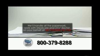 Listen Up America TV Spot, 'Back or Knee Pain' - Thumbnail 4