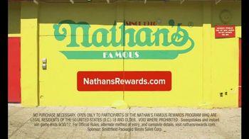 Nathan's Famous Rewards TV Spot, 'Experience the Fun' - Thumbnail 9