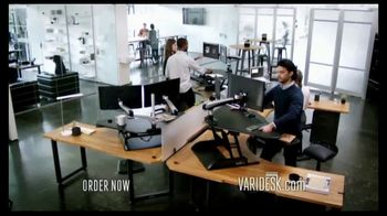 Varidesk TV Spot, 'A Better Way' - Thumbnail 4