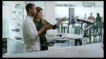 Varidesk TV Spot, 'A Better Way' - Thumbnail 5
