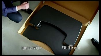 Varidesk TV Spot, 'A Better Way' - Thumbnail 8