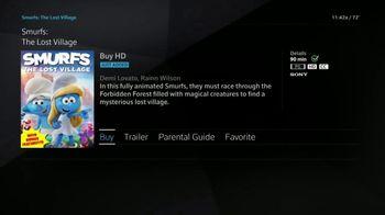 XFINITY On Demand TV Spot, 'Smurfs: The Lost Village' - Thumbnail 7