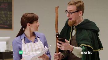 Merlin TV Spot, 'Coffee Shop' - Thumbnail 3
