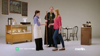 Merlin TV Spot, 'Coffee Shop' - Thumbnail 5