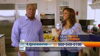 Lipozene TV Spot, 'Favorite Foods' Feat. Holly Robinson Peete, Rodney Peete - 3 commercial airings