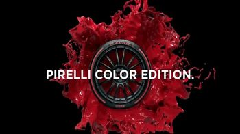 Pirelli Color Edition Tires TV Spot, 'Color Wheel'