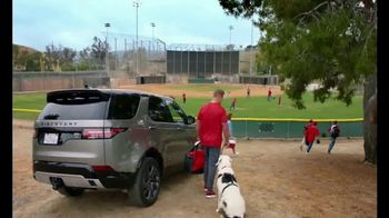 2017 Land Rover Discovery TV Spot, 'ESPN: One More' Feat. Mike Trout [T1] - Thumbnail 7