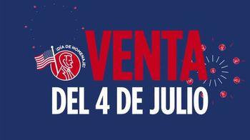 JCPenney Venta del 4 de Julio TV Spot, 'Electrodomésticos: Visa' [Spanish] - Thumbnail 2