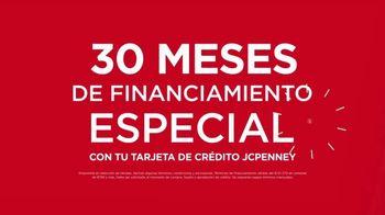 JCPenney Venta del 4 de Julio TV Spot, 'Electrodomésticos: Visa' [Spanish] - Thumbnail 5