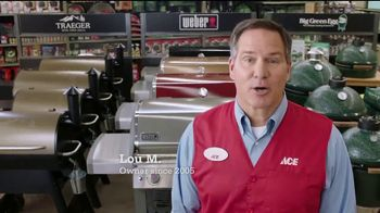 ACE Hardware 4th of July Sale TV Spot, 'The Right Grill' - Thumbnail 2