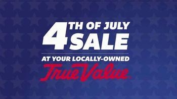 True Value Hardware 4th of July Sale TV Spot, 'Cooler, Fan, Flag & Grill'