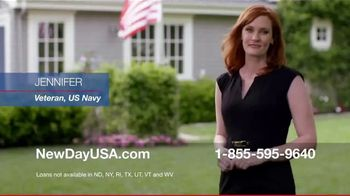New Day USA 100 VA Loan TV Spot, 'House Rich, Cash Poor' - Thumbnail 1