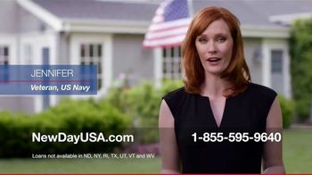 New Day USA 100 VA Loan TV Spot, 'House Rich, Cash Poor' - Thumbnail 2
