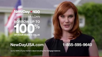 New Day USA 100 VA Loan TV Spot, 'House Rich, Cash Poor' - Thumbnail 4