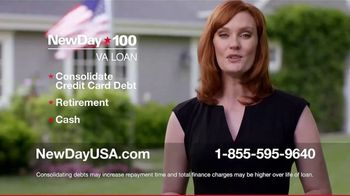 New Day USA 100 VA Loan TV Spot, 'House Rich, Cash Poor' - Thumbnail 5