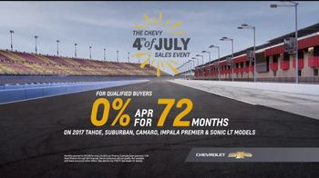 Chevrolet 4th of July Sales Event TV Spot, 'Enjoy the Ride' [T2] - Thumbnail 7