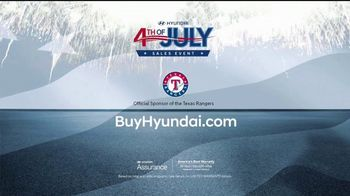 Hyundai 4th of July Sales Event TV Spot, 'Light the Savings' [T2] - Thumbnail 10