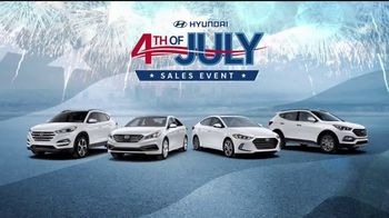 Hyundai 4th of July Sales Event TV Spot, 'Light the Savings' [T2] - Thumbnail 2