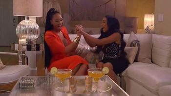 Bud Light Peach-A-Rita TV Spot, 'VH1: Fans' Night In' Featuring Mimi Faust - 5 commercial airings