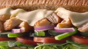 Subway Rotisserie-Style Chicken Sandwich TV Spot, 'Mix Things Up' - Thumbnail 1