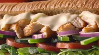 Subway Rotisserie-Style Chicken Sandwich TV Spot, 'Mix Things Up' - Thumbnail 2