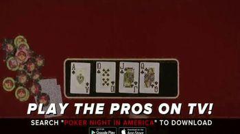 Poker Night in America App TV Spot, 'Play Against the Pros' - Thumbnail 2